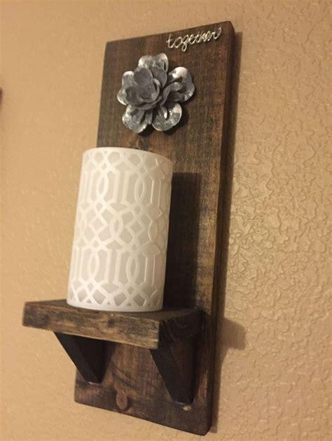 homemade wall sconces  double  wall decor hometalk