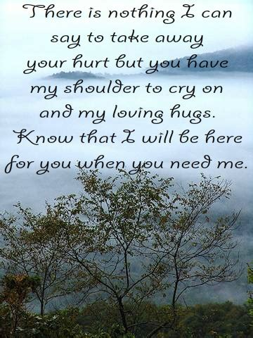 comforting words after a words of support and comfort free support ecards