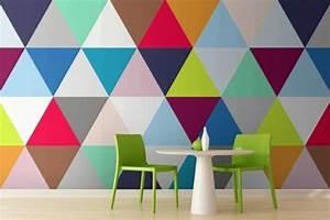 Matratzenbezug Farbig Muster : 33tapetenmuster unter denen jeder das passendste findet ~ Eleganceandgraceweddings.com Haus und Dekorationen