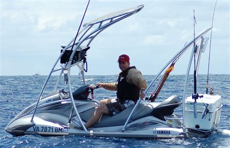 Bay Boat Setup For Bass Fishing by Jet Ski Fishing Forum Surftalk