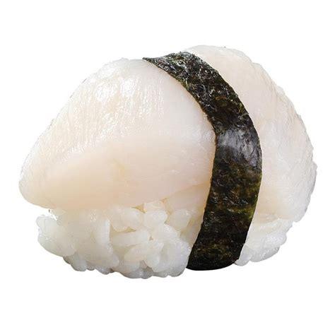 Hotate - Nigiri Sushi - Sushi - Menu - Vairāk Saules ...