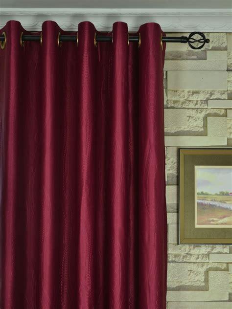 wide swan geometric waves grommet curtains 100 inch