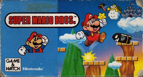 Super Mario Bros Game And Watch Nintendo Fandom
