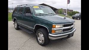 1998 Chevrolet Tahoe Ls 4x4
