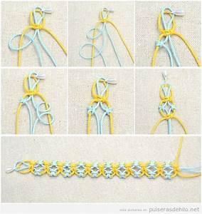 Fabriquer Un String : cola de rat n archivos pulseras de hilo ~ Zukunftsfamilie.com Idées de Décoration
