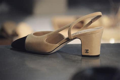 making   chanel  tone shoe purseblog