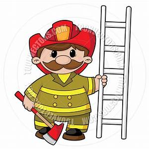 Firefighter Cartoon | Clipart Panda - Free Clipart Images