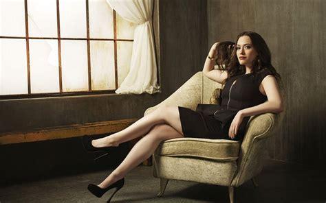 Download Wallpapers Kat Dennings Actress Beauty