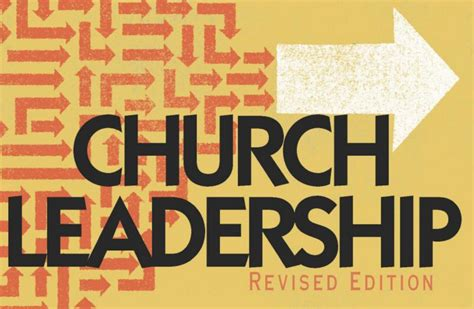 church leadership vision team culture integrity