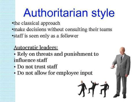 leadership styles    leadership style