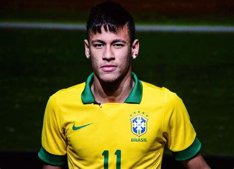 2018 Fifa Brazil Neymar 3d Wallpaper ·①