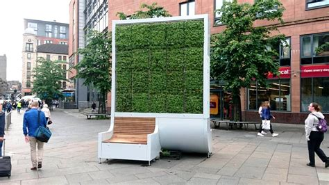 How The Citytree Project Uses Iot Tech To Help Clean Urban