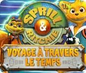 Sprill et Ritchie: Voyage Travers le Temps jeu iPad, iPhone