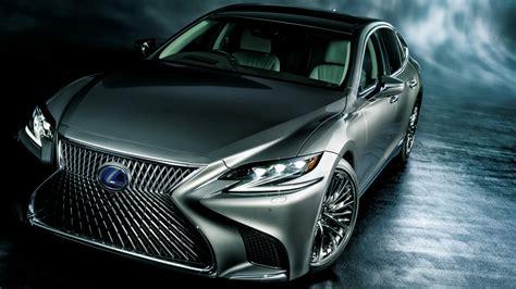 Lexus Ls 4k Wallpapers by Lexus Ls 500h 2018 4k 3 Wallpaper Hd Car Wallpapers Id