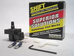 Adjustable Vacuum Switch Kit 700r4 200