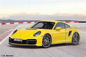 Porsche 911 Turbo 2019 992 PS Preis Turbo S Erlknig