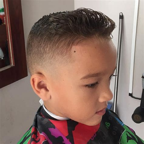 Small Hairstyle For Boy by 70 Popular Boy Haircuts Add Charm In 2018