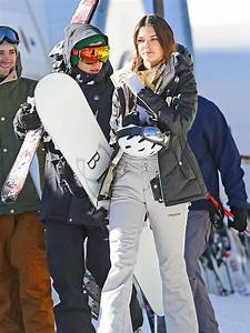 Harry Styles and Kendall Jenner Hit the Slopes Together ...
