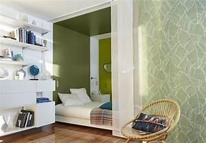 Separation Salon Chambre : 15 cloisons amovibles pour s parer une pi ce bnbstaging ~ Zukunftsfamilie.com Idées de Décoration