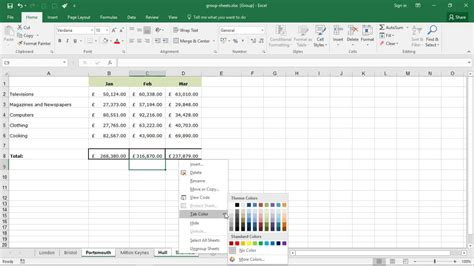 excel productivity sheets