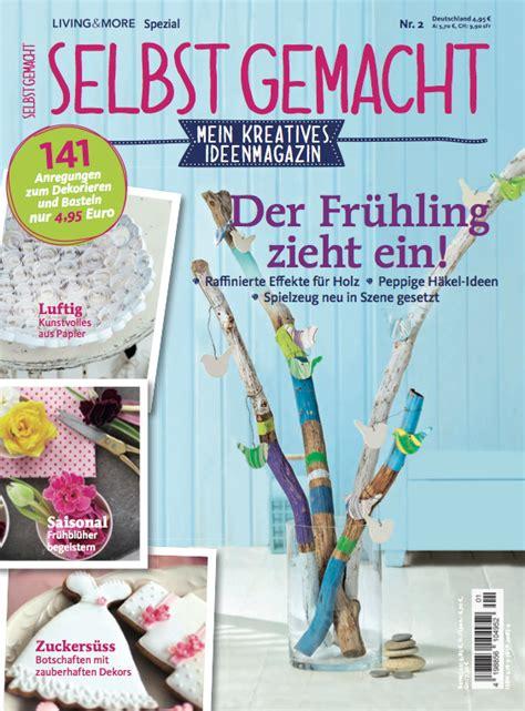 Zeitschrift Selbst Gemacht by Diy Im Fr 252 Hling Honeyfarm Nat 252 Rlich Leben Und Genie 223 En