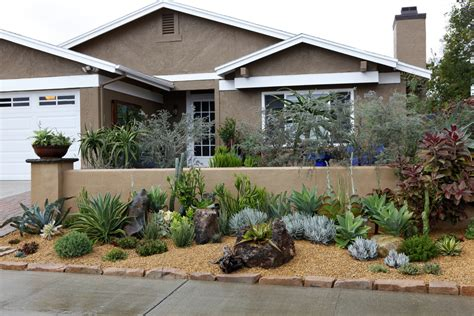 succulent front yard landscaping front yard landscaping ideas succulents