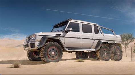 Mercedes Benz G63 Amg 6x6 4k Wallpapers Hd Wallpapers