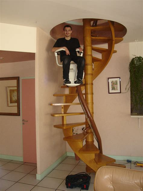 monte personne prix monte escalier helicoidal