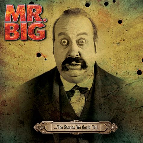 Mr Big  The Stories We Could Tell (cd+dvd