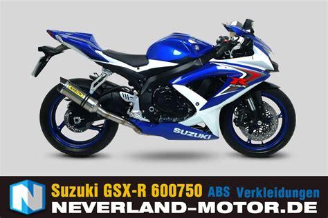 Suzuki Motorcycles Aftermarket Parts by Gsx R 600 750 Verkleidungen Spritzgu 223 Form Oem Qualit 228 T