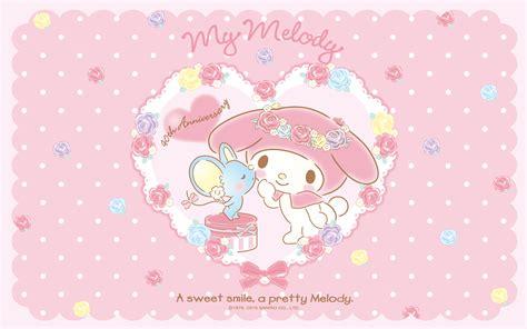 Hello Kitty Wallpaper Hd マイメロディ メモリアルデザイン壁紙プレゼント 6 ニュース イベント サンリオ