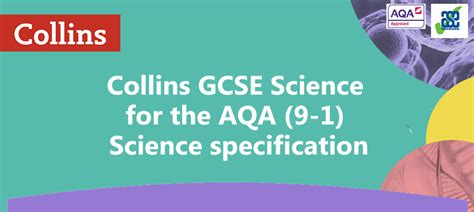 Gcse Science For Aqa Science Specification Collinscouk