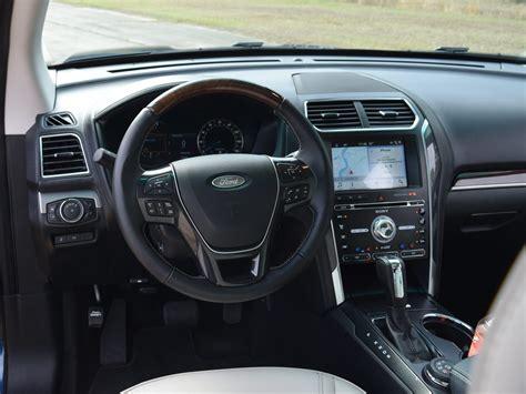 ford explorer interior 2017 ford explorer platinum interior 2