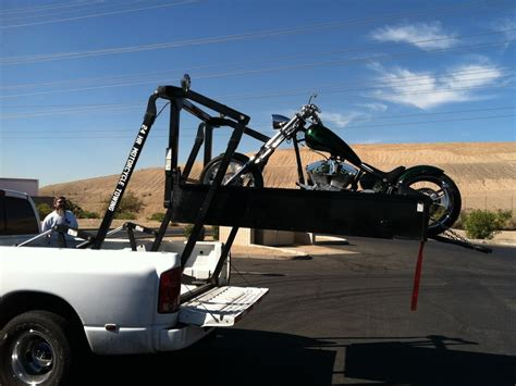 Arizona Motorcycle Towing