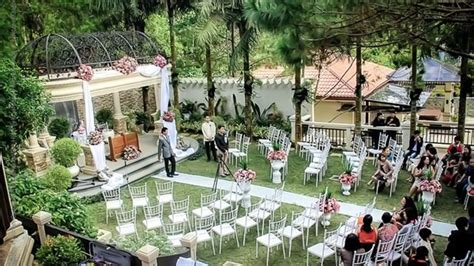 tagaytay wedding venues wedding article kasal