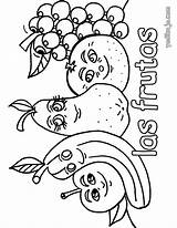 Colorear Para Frutas Verduras Dibujos Vegetales Imagenes Coloring Imagui Guardado Desde Dibujo Actividades Laminas sketch template