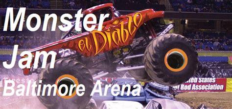 monster truck jam baltimore monster jam feb 27th to march 1st baltimore md royal farms