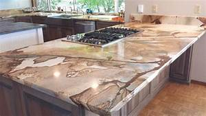 Palomino Granite and Soapstone Kitchen - Traditional