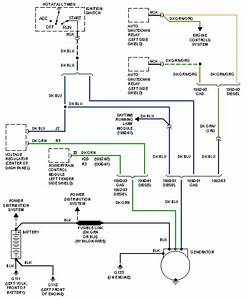 1992 Dodge D350 Wiring Diagram