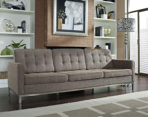 florence knoll settee florence knoll sofa reproduction bauhaus sofa