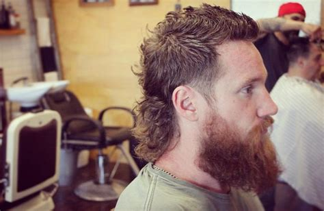 mullet haircut styles express