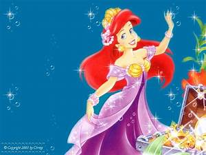 Ariel Wallpaper - Disney Princess Wallpaper (6243836) - Fanpop