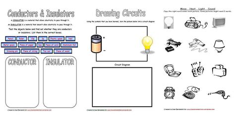 electricity worksheets homeschooldressagecom