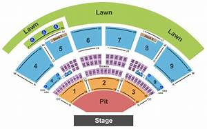 Albuquerque Pit Seating Chart Isleta Amphitheater Tickets In Albuquerque New Mexico