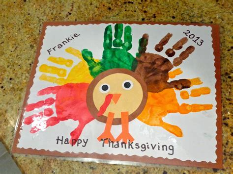 terrific preschool years thanksgiving placemats 228 | DSC00788