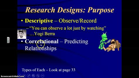 research and design selecting a research design funnydog tv