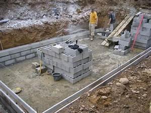 construire soi m me sa piscine b ton carrel e comme un pro With construire sa piscine parpaings