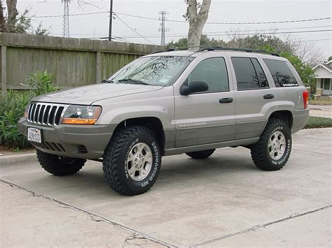 2000 Jeep Grand Cherokee Ii (wj)  Pictures, Information