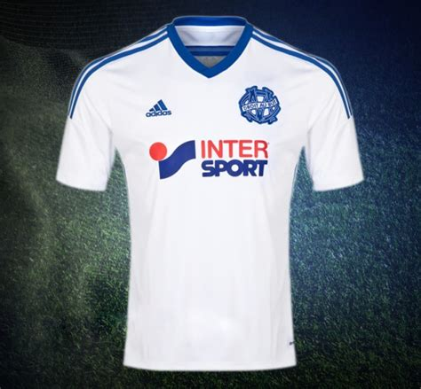 maillot exterieur om 2015 maillots olympique marseille 2014 2015 maillots foot actu