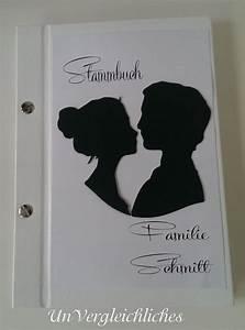 Geschenk Zum Standesamt : stammbuch geschenk hochzeit din a5 hardcover namen familienbuch silhouette ebay ~ Eleganceandgraceweddings.com Haus und Dekorationen